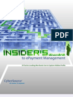 Insider Guide to e Payment Management