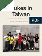 Nuclear Power Plants in Taiwan