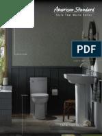 PDF Catalogo American Standard 2011