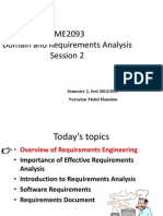 TME2093 - Session 2