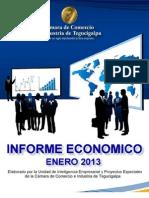 Indicadores economicos 2013