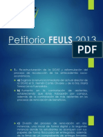 Petitorio FEULS 2013.pdf