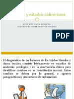 Lesiones y Estados Cancerosos