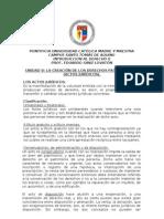 Clase Introduccion al Derecho II UNIDAD V-A