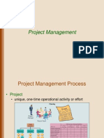 Project Management S
