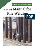 Field Manual for Pile Welding 407880 7