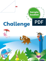 Maths Challenge Workbook for Ukg