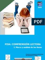 1_ PISA_Comprensión Lectora_ 2009- I  (YY)
