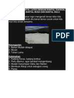 Perbedaan Bantal Latex Dengan Bantal Dakron