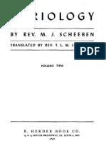 Mariology - II - Scheeben.pdf