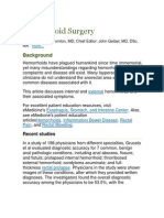 Hemorrhoid Surgery.docx