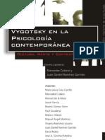 Vygotsky en La Psicologia Contemporanea Cultura Mente y Contexto