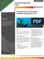 Application Development & Migration for Publishing Domain
