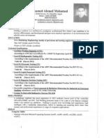 Aramco PID Resume