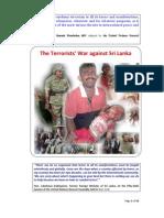 The Terrorists' War against Sri Lanka