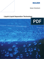 Liquid Liquid Separation Technology