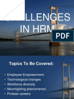 HRM Challenges