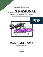 Smart Solution Un Matematika Sma 2012 Skl 2 Indikator 2.6 Teorema Sisa Dan Teorema Faktor