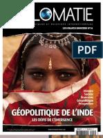 La gouvernance, point noir de l'émergence indienne [Diplomatie 14 - Pp 78-83. Avril-Mai 2013]