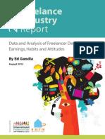 Freelance Industry Report 2012