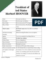 Herbert Hoover (Charline)