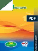 Catalogo Motorparts 2011