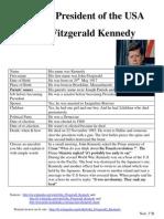 John Fitzgerald Kennedy (Noé)