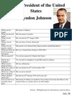 Lyndon Johnson (Jules)