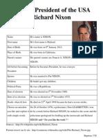 Richard Nixon (Baptiste)
