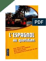 Langue Espagnol Pratiquez l'Espagnol Presses Pocket