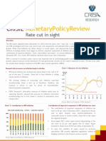 Monetary Policy Review_Dec 2011_CRISIL Research