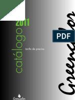 Catálogo-Greencalor-2011