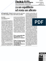 30.04.13 l'unita Emilia-Romagna