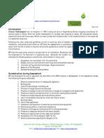 Introduction- Uttaron Technologies