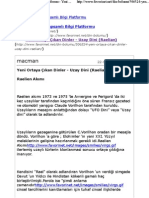 Favori Forum - Kapsamlı Bilgi Platformu - Yeni Ortaya Çıkan Dinler - Uzay Dini (Raelian).pdf