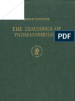 98760962 Herbert v Guenther the Teachings of Padmasambhava