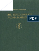 98760962 Herbert v Guenther the Teachings of Padmasambhava