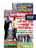 LE BUTEUR PDF du 02/04/2009