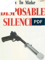 How to Make Disposable Silencers Vol i