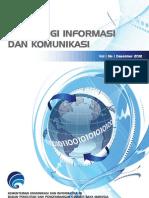 Jurnal Teknologi Informasi Dan Komunikasi Vol. 1 Tahun 012