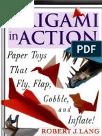 tehnica origami
