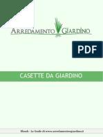 Casette Da Giardino