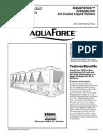 30xa Product Data (2pd)