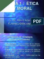 Tema 1 Etica y Moral