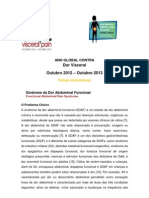 (9) Dor Visceral-Sindrome Da Dor Abdominal Funcional