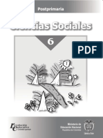 Sociales. Postprimaria