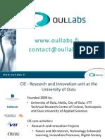 OULLabs ENoLL member