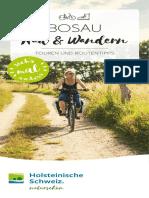 Flyer RadWanderTouren Bosau