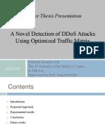 DDoS Detect Jehak