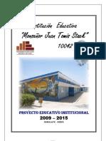 PROYECTOEDUCATIVO2009